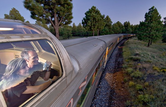 Arizona Scenic Train Tours