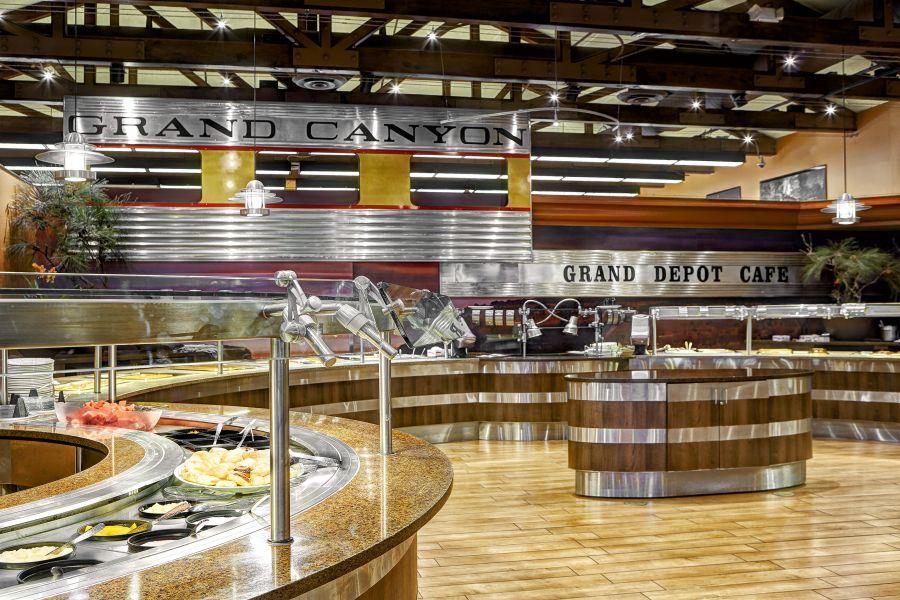 Grand Depot Café 1
