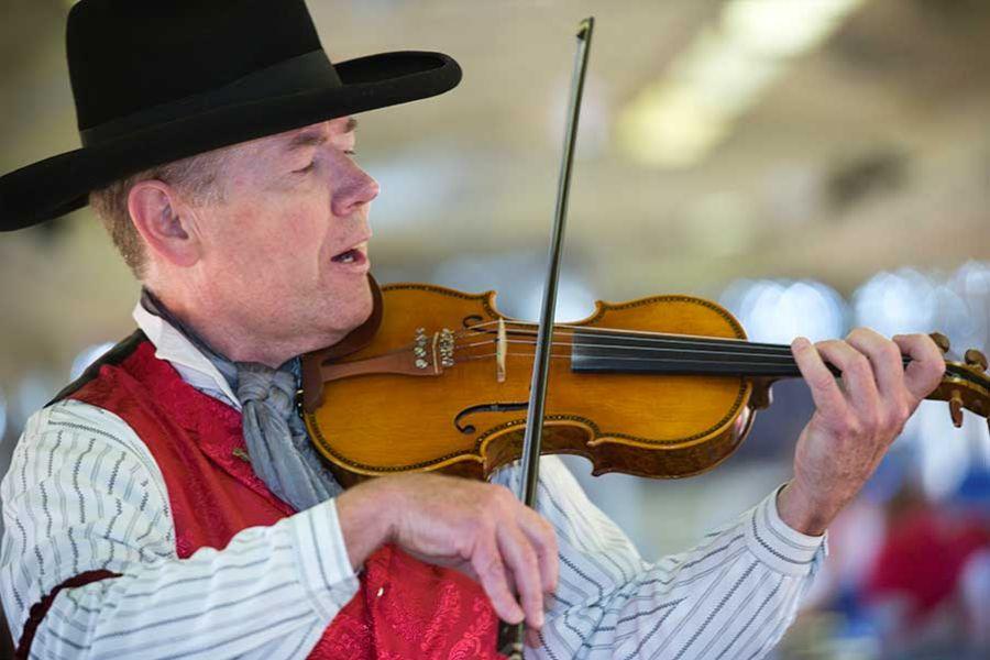 Grand Canyon Railway fiddler