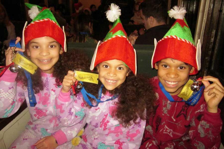 Polar Kids with Tickets
