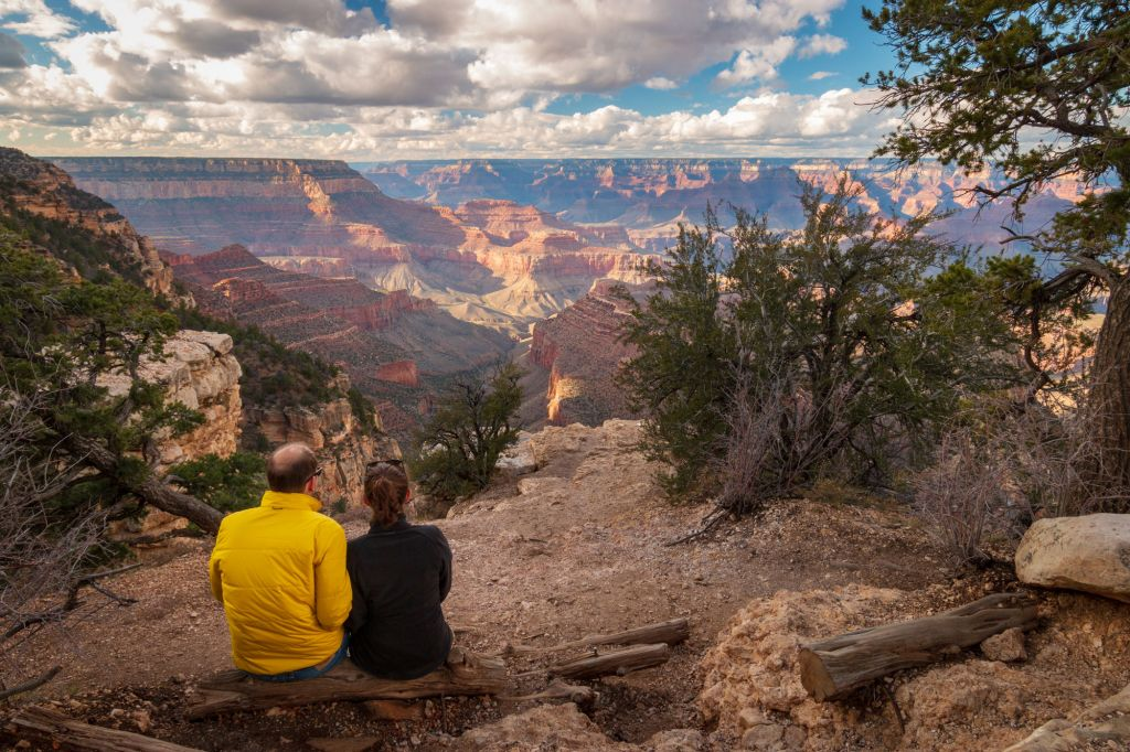 Couple Grand Canyon
