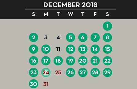 December Polar 2018