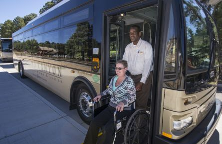 Rolling Along: Grand Canyon for the Mobility-Challenged