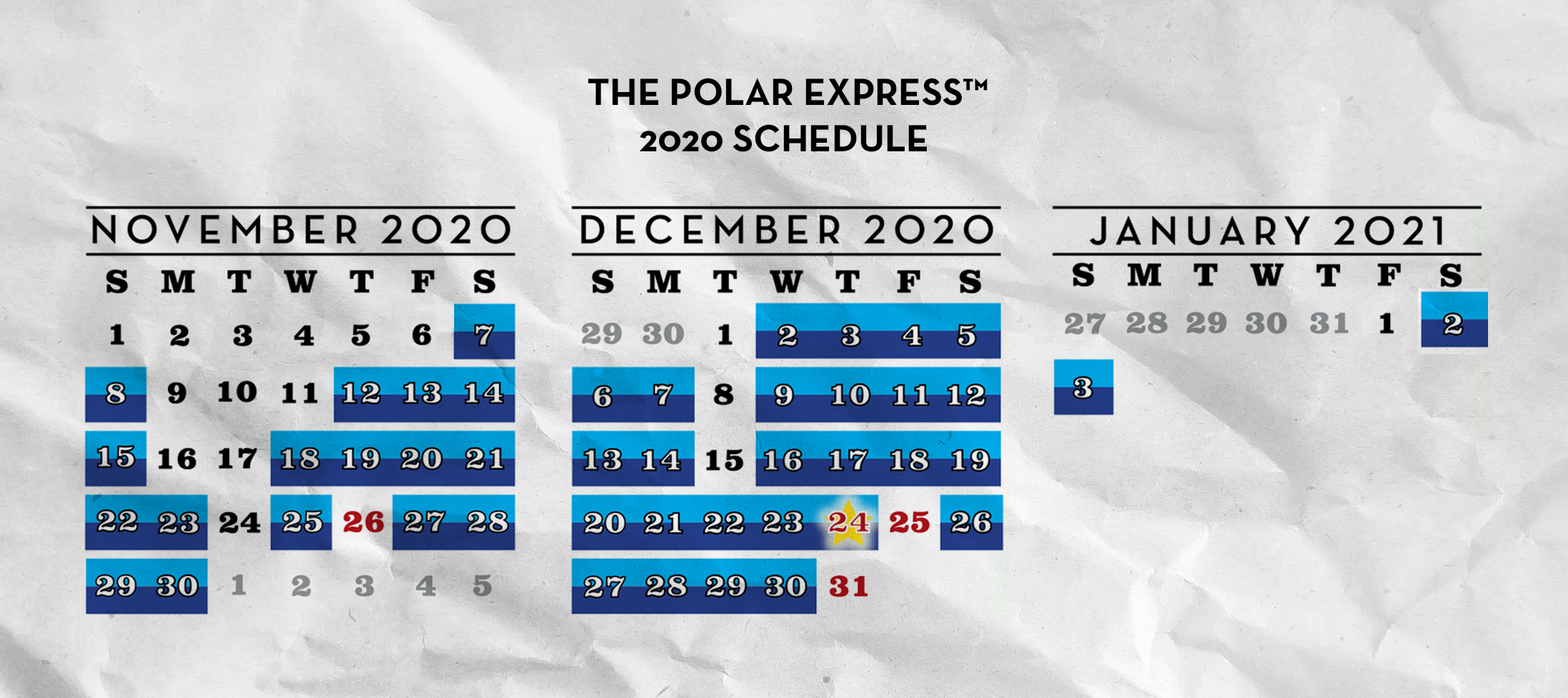 Polar Express - REVISED