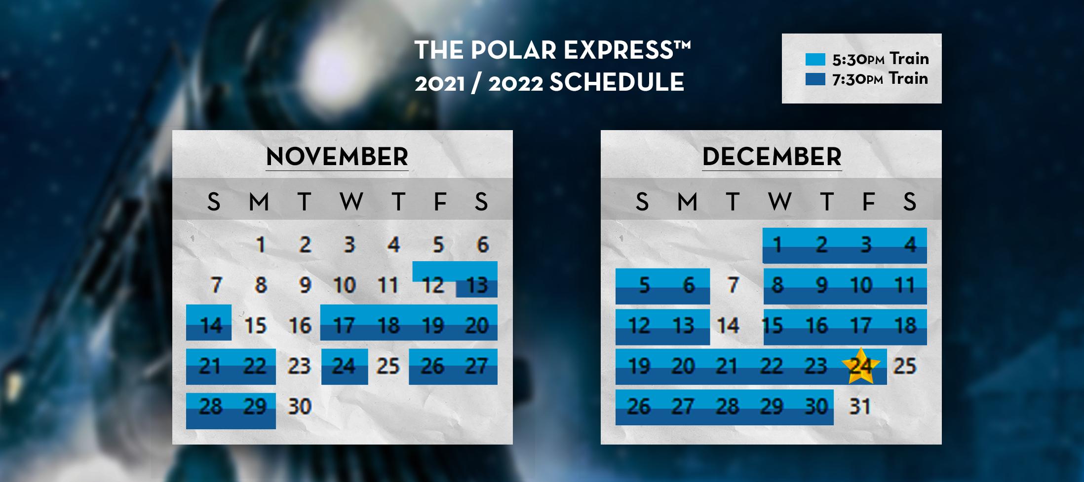 Polar Express 2021
