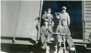 Railroad Workers - No Date