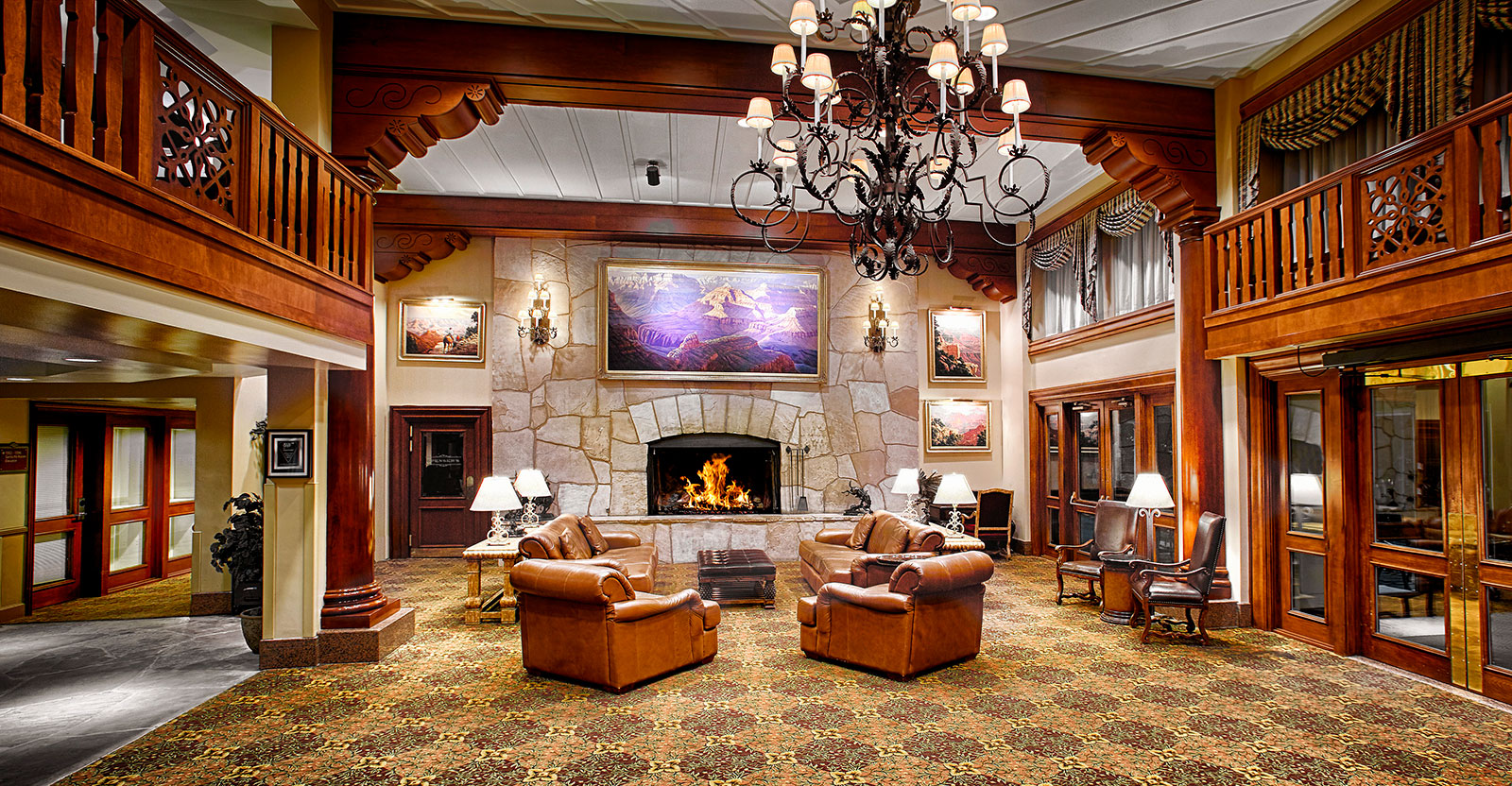 Grand Canyon Hotels Grand Canyon Railway Amp Hotel Arizona